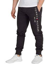 Tommy Hilfiger Herren Basic Sweatpants Sporthose - Mehrfarbig
