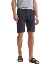 Esprit 040ee2c301 Shorts - Bleu