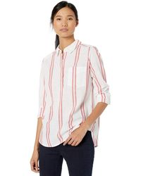 Goodthreads Washed Cotton Popover Shirt Button-Down-Shirts - Multicolor