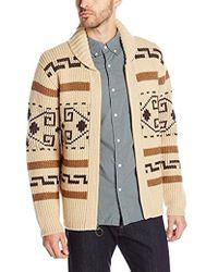 Pendleton - Westerley Full Zip Sweater - Lyst