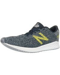 New Balance Fresh Foam Zante Pursuit Running Shoes - Multicolor
