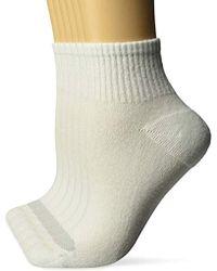 Hanes - Ankle Socks - Lyst