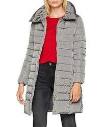 Geox W Airell Coat - Gray