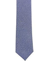 Esprit 990eo2q303 Cravate - Bleu