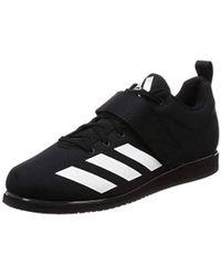 adidas Powerlift 4, Chaussures Multisport Indoor Homme - Noir