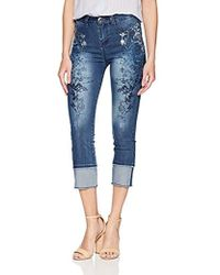 Desigual - Denim_karen Slim Jeans - Lyst