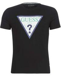 Guess Jeans Tee Shirt Jeans m92i24 Club Noir H S