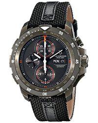 Victorinox - Swiss Army Maverick Chronograph Watch - Lyst
