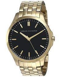Emporio Armani Armani Exchange -Uhren AX2145 - Mettallic