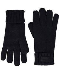 Superdry Stockholm Gloves Guantes para Hombre - Azul