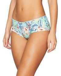 Esprit South Beach Sexy Hipster Sh Slip Bikini - Blu