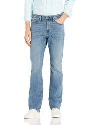 Amazon Essentials - Slim-Fit Stretch Bootcut Jean Jeans - Lyst