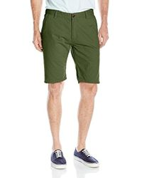 Quiksilver - Everyday Chino Shorts - Lyst