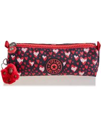 Kipling Pouches/Custodie FREEDOM Heart Festival - Rosso