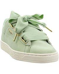 separation shoes 34ab2 2d48c Basket Heart Soft - Green