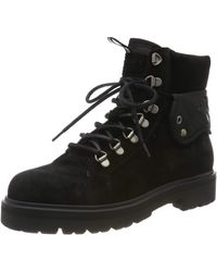 Tommy Hilfiger - Reflective Detail Lace Up Boot - Lyst