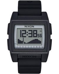 Nixon Base Tide Pro - Black/positive
