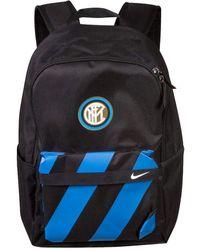 Nike 2019-2020 Inter Milan Stadium Backpack - Black