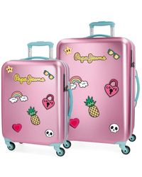 Pepe Jeans Trolley Pink