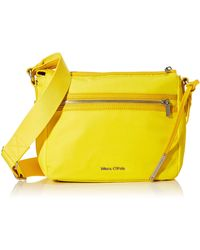 Marc O'polo Therese Crossbody Bag Juicy Lime - Jaune