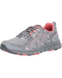 Asics S Gel-scram 4 Shoes - Grey