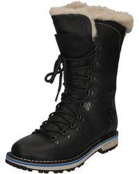 Merrell Sugarbush Tall Polar Wp S Boots Uk 5 Black