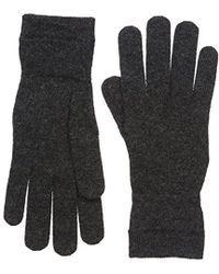 Lacoste - Cashmere Gloves - Lyst