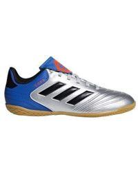144fa90bb Lyst - adidas Copa Tango 18.4 Indoor Soccer Shoe in Metallic for Men