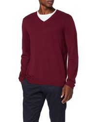 FIND Phrm3225 - jersey hombre - Rojo