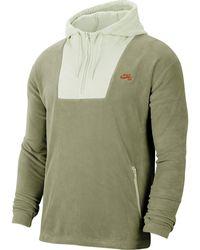 Nike - Felpa con cappuccio da uomo 222oli/Med - Lyst