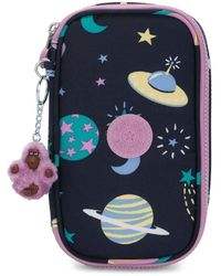 Kipling POUCHES/CASES 50 PENS Galaxy Fun - Blu