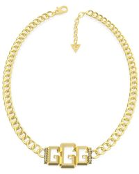 Guess Bracelet JEWELLERY ICONIC GLAM UBN70010 - Métallisé