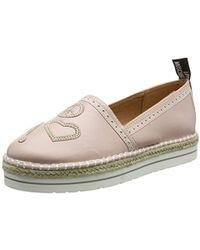 db4aedaf41163 's Scarpad.13447/35 Napp.pu+cam.rosa Loafers - Pink