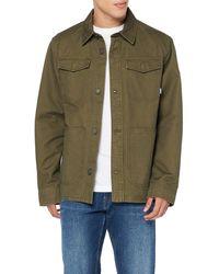 Calvin Klein Tjm Cargo Jacket Giacca in Jeans - Verde