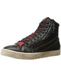 DIESEL - D-velows D-string Plus Sneaker - Lyst