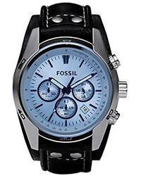 Fossil Coachman Armbanduhr - Mehrfarbig