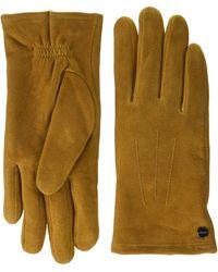 Esprit 110ea1r301 Cold Weather Gloves - Orange
