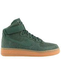 Gymnastics High Force Shoes Green 1 Lv8 Air '07 Suede roWdQCBexE