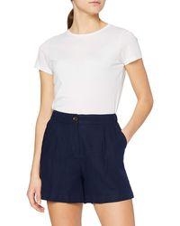FIND Linen Shorts - Blue