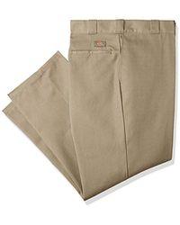 Dickies Slim Straight Work Pants Sporthose - Natur