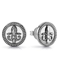 Guess Pendientes Dotted Giglio UME70002 para Hombre - Metálico