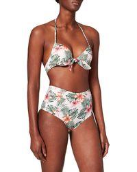 Iris & Lilly Am07am08 Bikini Sets - Brown