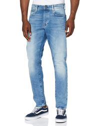 G-Star RAW 3301 Tapered-straight Jeans - Blue