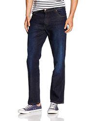 Wrangler - Texas Stretch Thinkerbell Jeans - Lyst
