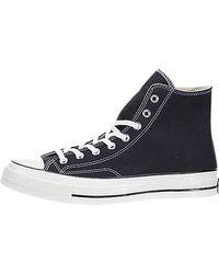 Converse Taylor Chuck 70 Hi, Sneakers Basses Mixte Adulte - Noir