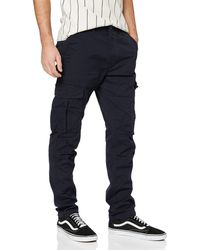 Superdry Parachute Cargo Pant Pantalones - Azul