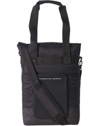 adidas X Porsche Design Men's Shoulder Bag - Black
