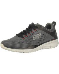 Skechers Mens Go Walk Max-athletic Air Mesh Slip On Walking Shoe,black,12 M Us - Multicolor