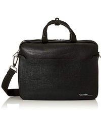 Calvin Klein K50K505122 Sac homme - Noir