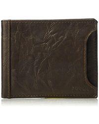 Fossil - Sliding 2 In 1 Wallet - Lyst